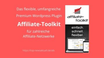 Affiliate-Toolkit Premium Wordpress Plugin